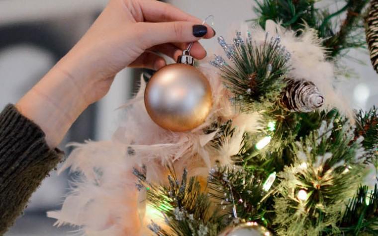 Ideas de último momento para armar tu arbolito navideño
