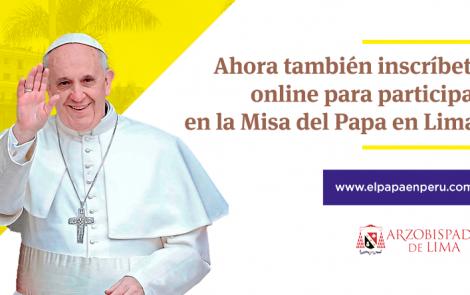 El papa en Perú 2018, Unidos por la esperanza
