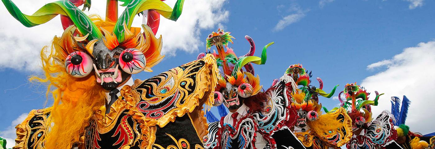 Estos son los carnavales que no te puedes perder en febrero
