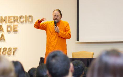 """Conferencia """"Aprende a Fluir en la Vida y Expandir Tu Mente"""""""
