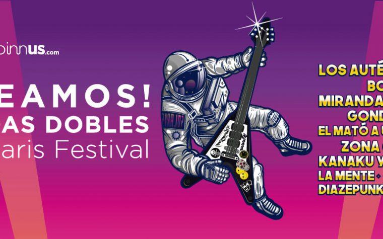 Condiciones legales del concurso: Festival Solaris 2018