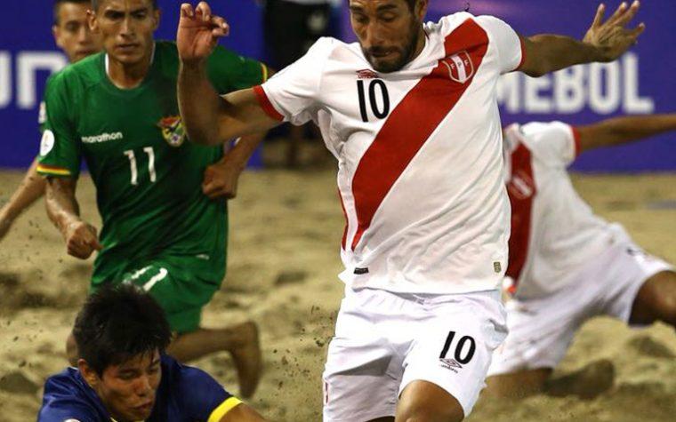 Ya inició La Copa América de Fútbol playa – Perú 2018