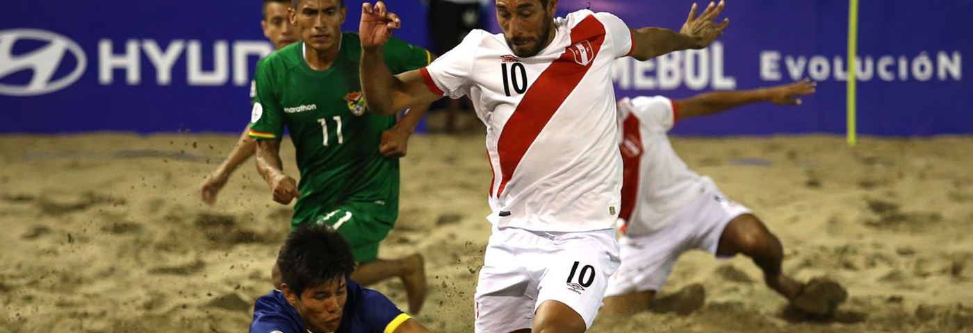 """Ya inició La Copa América de Fútbol playa – Perú 2018</h1> <ul class=""""postSocial""""> <li class=""""itemSocialShare""""> <a href=""""javascript:;"""" class=""""postSocialFacebook""""> <img src=""""http://blog.joinnus.com/wp-content/themes/binderpro/images/facebook.png""""/> </a> </li> <li class=""""itemSocialShare""""> <a href=""""javascript:;"""" class=""""postSocialTwitter""""> <img src=""""http://blog.joinnus.com/wp-content/themes/binderpro/images/twitter.png""""/> </a> </li> <li class=""""itemSocialShare""""> <a href=""""javascript:;"""" class=""""postSocialGoogle""""> <img src=""""http://blog.joinnus.com/wp-content/themes/binderpro/images/google.png""""/> </a> </li> <li class=""""itemSocialShare""""> <a href=""""whatsapp://send?text=Échale un vistazo a este evento 'Ya inició La Copa América de Fútbol playa – Perú 2018' http://blog.joinnus.com/ya-inicio-la-copa-america-de-futbol-playa-peru-2018/"""" class=""""postSocialWhatsapp"""" data-action=""""share/whatsapp/share""""> <img src=""""http://blog.joinnus.com/wp-content/themes/binderpro/images/whatsapp.png""""/> </a> </li> </ul>"""