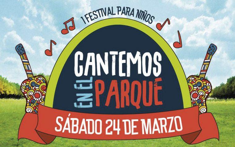 A pocos días del festival Cantemos en el parque
