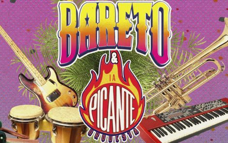 Salsacumbiazo con Barreto y Orquesta La Picante
