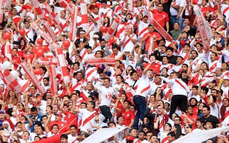 Perú en el Top 10 de los países que compró más entradas para Rusia 2018