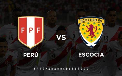 ¿Aún no te has inscrito para el partido Perú vs Escocia? Entérate de todos los pasos y datos que debes saber