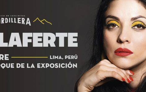 Mon Laferte, la cantante chilena del momento nuevamente en Lima