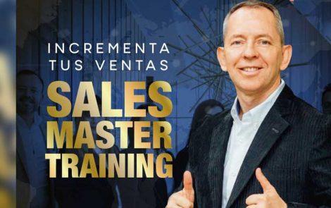 Sales Master Training Perú certificado por Jorge Martinez