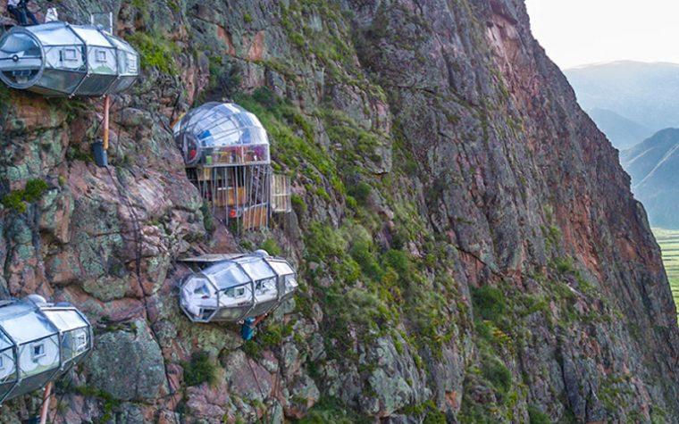 Estos son los hoteles más insólitos a los que debes ir si te gusta viajar