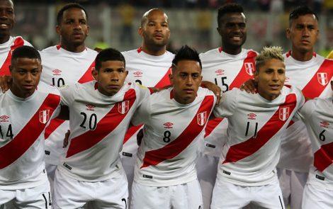 ¡Conoce cuáles fueron las camisetas de la selección peruana a lo largo de la historia!