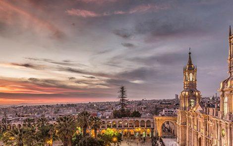 5 lugares básicos que debes visitar si viajas a Arequipa