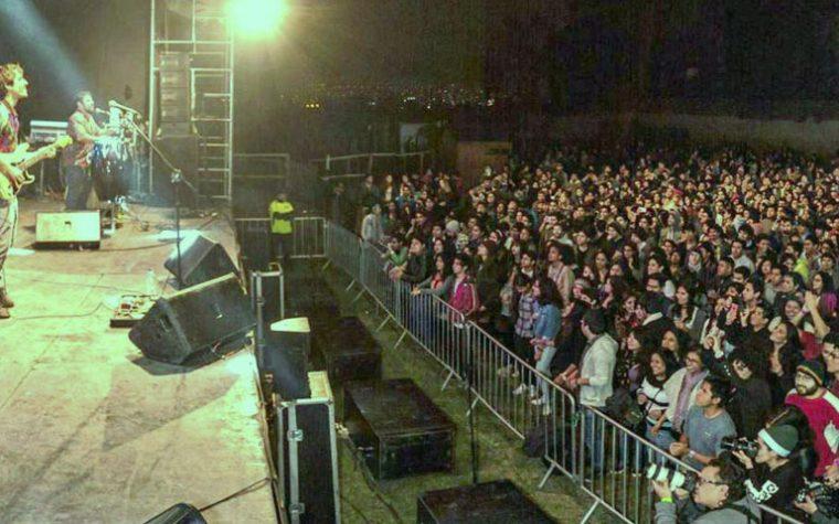 Estas son algunas de las razones para no perderte los conciertos de Olaya Sound System