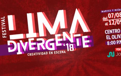 La Mancha Impro vuelve con una edición del Festival Lima Divergente 2018