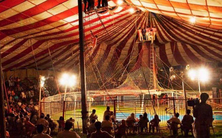 Estos son los 5 circos a los que debes ir esta temporada 2018