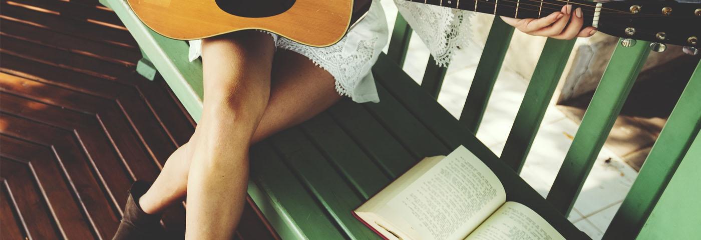 Estos son los 10 libros de música que tienes que leer si o si este año