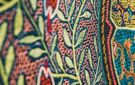 Taller de Arte Shipibo Conibo: Teoría del proceso de elaboración de tintes naturales y pintado de telas