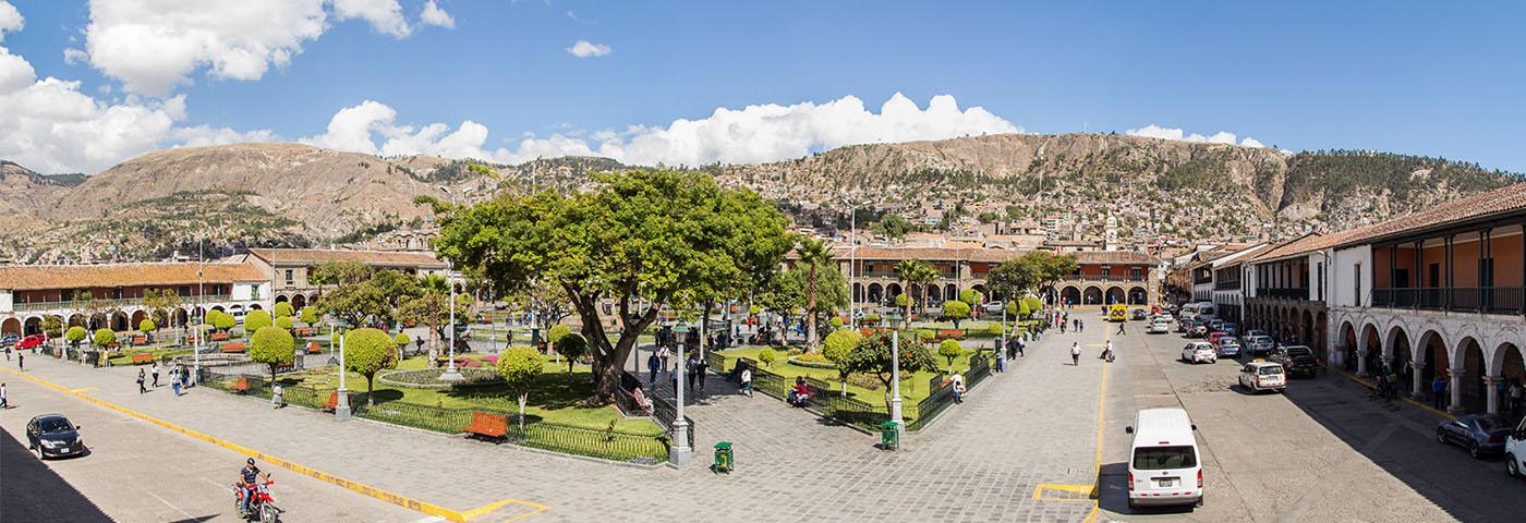 Cómo conocer Ayacucho sin tener que pedir vacaciones