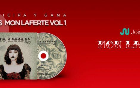 """Participa y gana por el disco """"Mon Laferte Vol.I"""""""