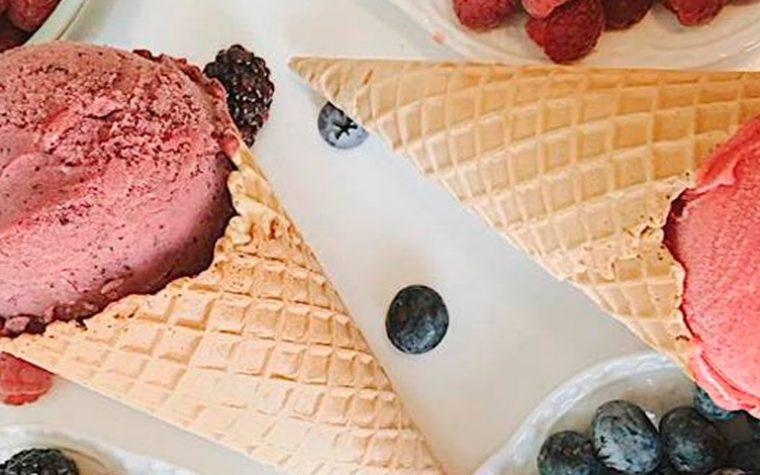 Entérate dónde comer los mejores helados saludables para esta primavera