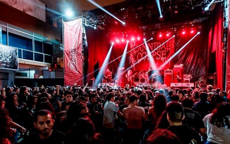Napalm Death y Cannibal Corpse en Lima, una noche para no olvidar. RESEÑA