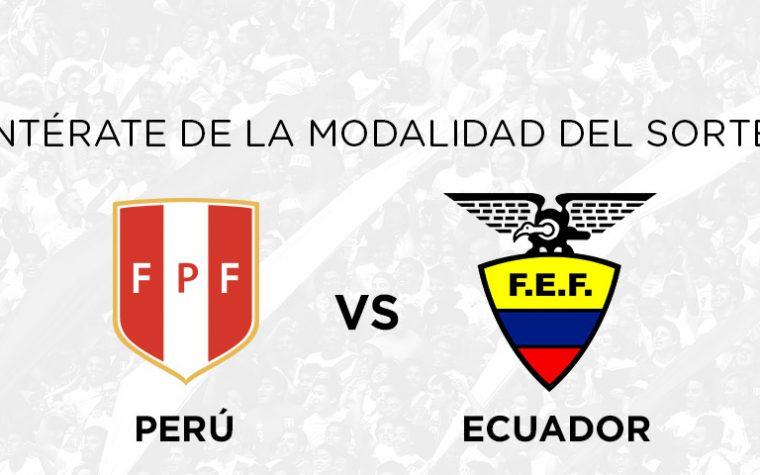 Joinnus.com una vez más junto a la FPF para la venta de entradas Perú vs Ecuador