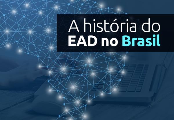 historia do ead pleno no brasil