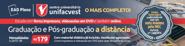 Instituição Parceira Unifacvest