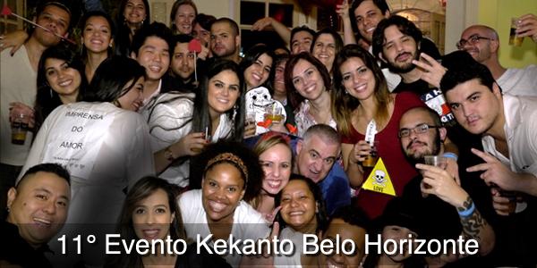 Turma Kekanto BH no 11º Evento