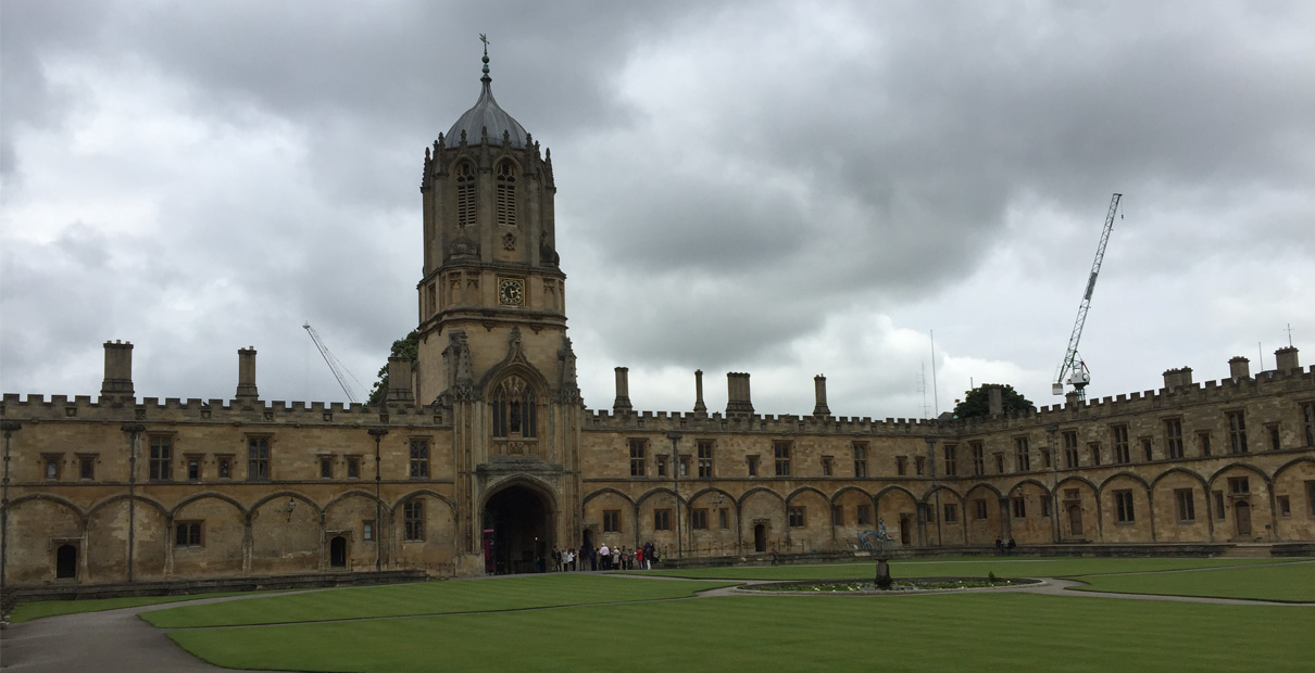 Wesley Pilgrimage: Oxford history inspires today – The ...