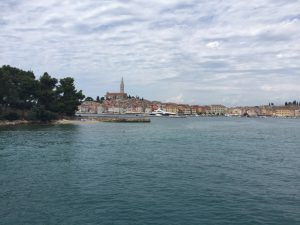 Overview of Rovinj