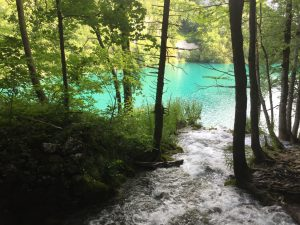 Plitvice Lake fall 1