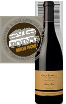 2011 Bacigalupi Vineyard Pinot Noir