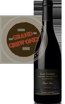 2012 Hallberg Vineyard Clone 777 - Oak Tank Fermented - 17% Whole Cluster Pinot Noir