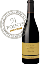 2012 Stiling Vineyard Pinot Noir