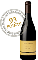 2013 Hallberg Vineyard Pinot Noir