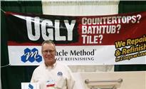 Booth at RI Builders Association Home Show