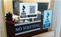 office with BBB logo