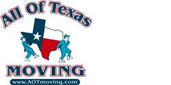 All of Texas Moving Logo