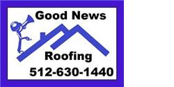 Good News Roofing Logo