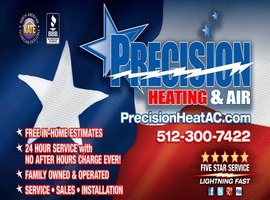 Precision Heating & Air LLC