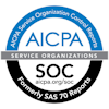 SSAE 16 Type Audit Certification