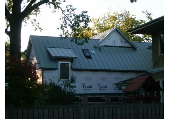 Photo: Advanced Roofing Team - Metal Roof.jpg