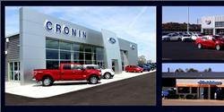 New Ford Showroom