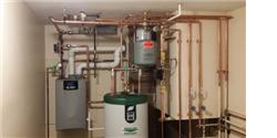 H. Jack's Plumbing & Heating Cleveland Boiler Project