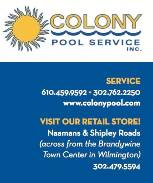 COLONY POOL SERVICE OF DELAWARE, INC.