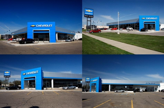 Multi-view of the Mike Savoie Chevrolet