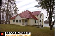 Pleasant Lake new home
