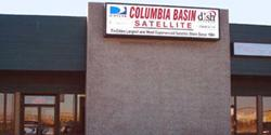 Columbia Basin Satellite