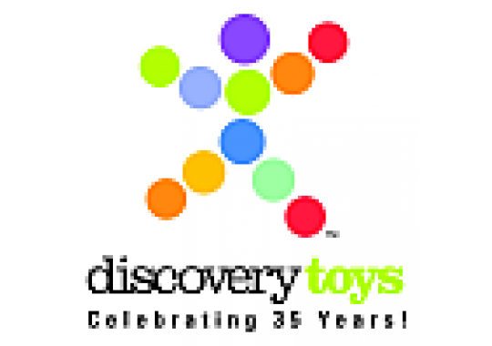 Photo: Discovery Toys_Logo_35Y.png